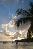 Explorations de l'Antigua photos stock