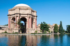 Exploratorium and Palace of Fine Arts in San Francisco. Stock Photography