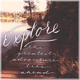 explore imagen de archivo libre de regalías