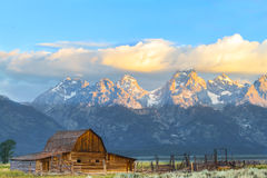 Explore the American Frontier Royalty Free Stock Photography