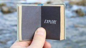 Explore el concepto de exploración de la experiencia metrajes