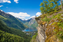 Explore la Noruega Imagenes de archivo