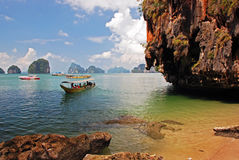 Explore Thailand Royalty Free Stock Image