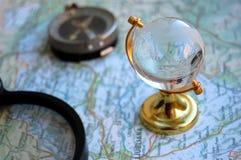Explore The World Royalty Free Stock Photo