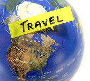 Explore the world. Concept of traveling and exploring the world royalty free stock photo