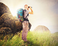Explorer search Royalty Free Stock Images