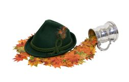 Explorez le déplacement d'automne Photographie stock libre de droits
