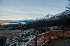 Exploring Carretera Austral, Highway 7, Chile Royalty Free Stock Image