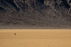 Exploring Death Valley Stock Photography
