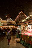 Exploring Esslingen Christmas Market Royalty Free Stock Photo