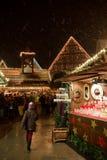 Exploring Esslingen Christmas Market Royalty Free Stock Photo