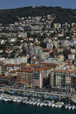 Exploring the French Riviera in Nice Royalty Free Stock Photo
