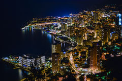 Exploring the Principality of Monaco Stock Photography