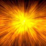 Explosão ilustração do vetor