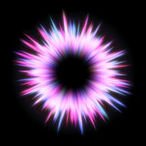 Explosão cósmica Foto de Stock Royalty Free