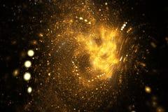 Explosão da supernova Foto de Stock
