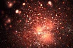 Explosão da supernova Fotos de Stock Royalty Free