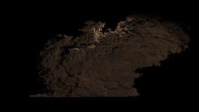 Explosão de poeira grande filme