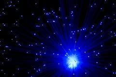 Explosão Spacial da anomalia Foto de Stock Royalty Free