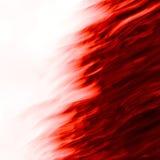 Explosão vermelha #2 Foto de Stock Royalty Free