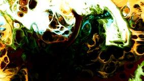 Explos?o abstrata da propaga??o da pintura da tinta da arte do grunge para explodir o fundo vídeos de arquivo
