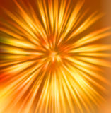 Explosión Foto de archivo libre de regalías