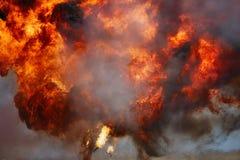 Explosión Imagenes de archivo