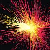 Explosión Imágenes de archivo libres de regalías