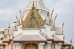 Explosión Bangkok de la capilla del pilar de la ciudad Fotografía de archivo