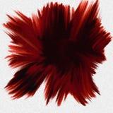 Explosión del Watercolour ilustración del vector