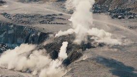Explosión en una mina metrajes