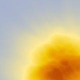 Explosión, fuego y explosión abstraiga el fondo Modelo moderno Ilustración del vector para su agua dulce de design Imágenes de archivo libres de regalías