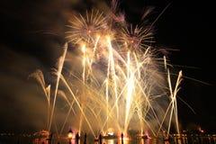 Explosief Royalty-vrije Stock Afbeeldingen