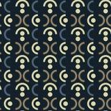Explosief symmetrie naadloos patroon vector illustratie