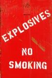 Explosieven Royalty-vrije Stock Afbeeldingen