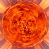 Explosion. Abstract image of the explosion Royalty Free Stock Photos