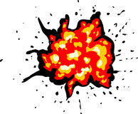 Explosion Stock Images