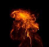 Explosion. Image libre de droits