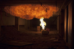 Explosion images stock
