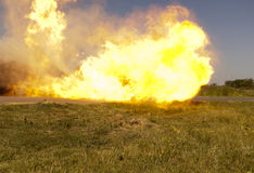 Explosion Stock Photography