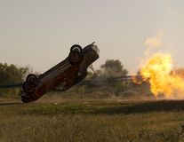 Explosion Stock Image