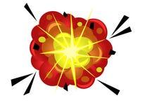 Explosion Photo stock
