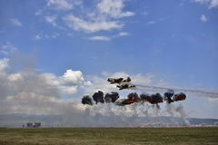 Explosion Lizenzfreie Stockfotografie
