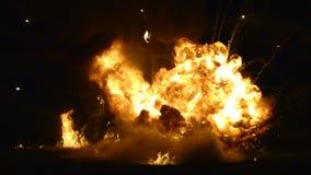 Explosion Images libres de droits