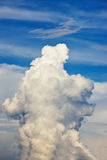 Explosion cloud Stock Photo
