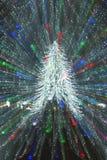 Explosion d'arbre de Noël