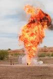 Explosion de cinéma Images stock