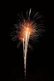 Explosion firework Stock Photo