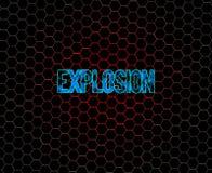 Explosion Royalty Free Stock Photo