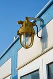 Explosion proof lighting Royalty Free Stock Images